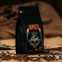 SPEED - A HIGH OCTANE COFFEE