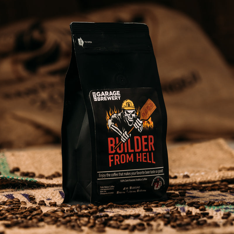 Builder From Hell Coffee