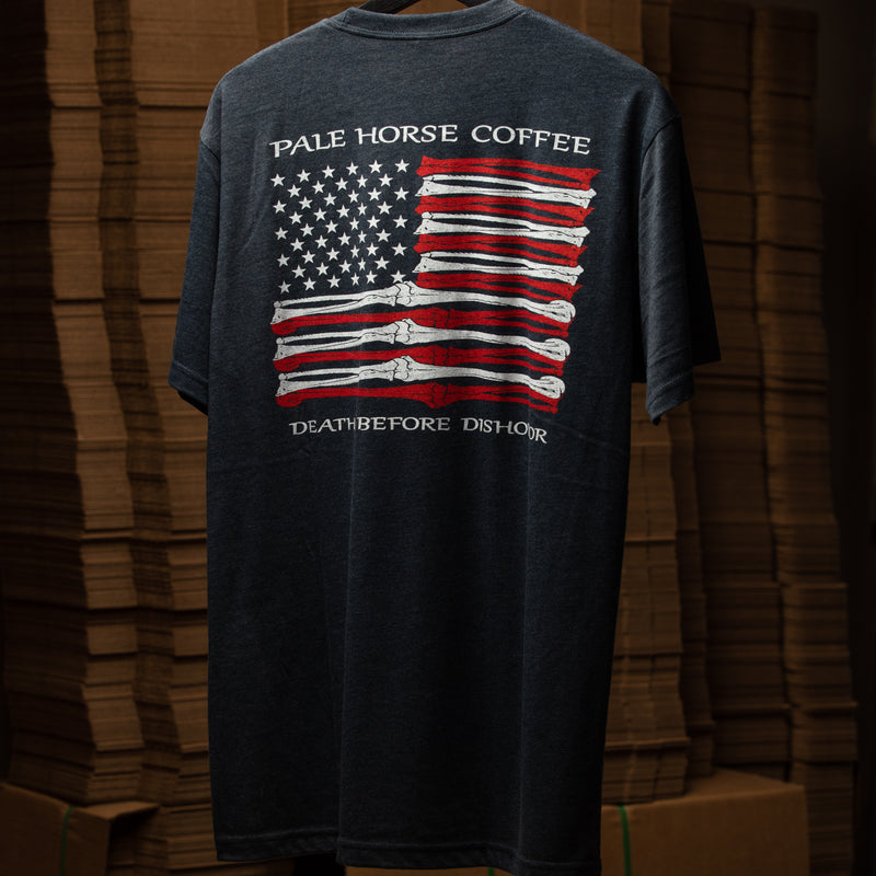 Pale Horse Patriot Tee (Made in America)