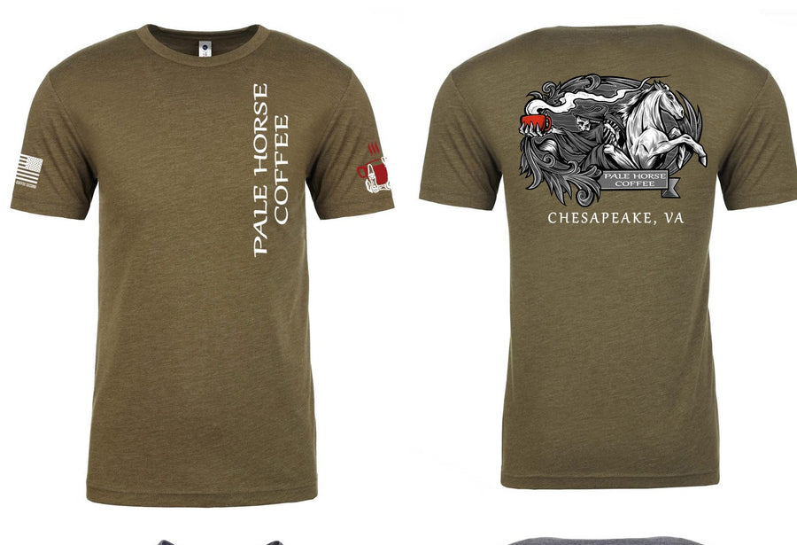Pale Horse American-Made Tri-Blend Tee