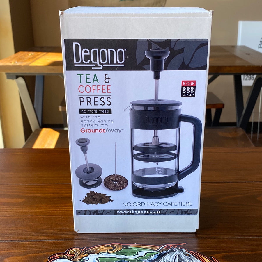 Degono Coffee and Tea Press