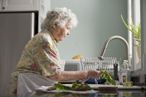 Seniors Opting to Stay at Home