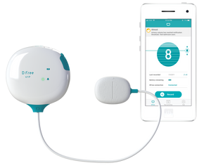 DFree® Bladder Monitoring  Device for Urinary Incontinence