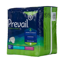 Adult Incontinent Brief Prevail® Bariatric Tab Closure  Disposable Heavy Absorbency