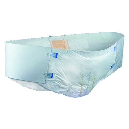 Adult Incontinent Brief Tranquility® AIR-Plus™ Bariatric Tab Closure 4X-Large Disposable Heavy Absorbency
