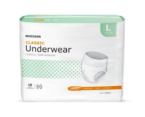 Adult Disposable Underwear Pull On Underwear Light Absorbency