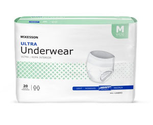 Adult Disposable Underwear Ultra Pull On Brief Heavy Absorbency