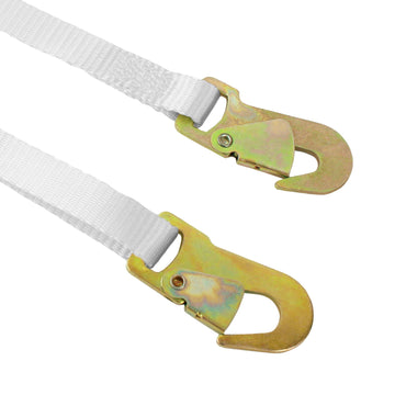 1 Inch Ratchet Tie Down with Snap Hooks