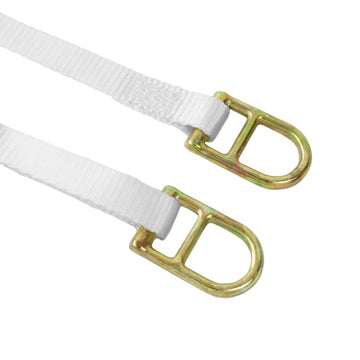 1 Inch Ratchet Tie Down with Double D Rings