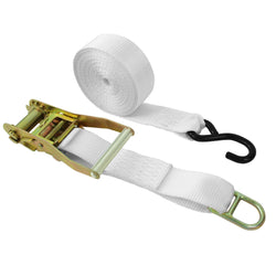 2 inch Ratchet Tie Down.with Double D Ring and S Hook