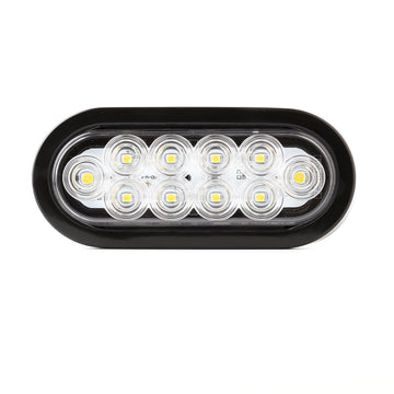 10 LED Trailer Back Up Light in White