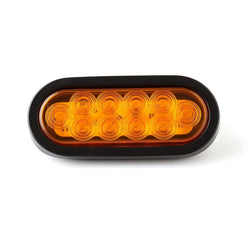 10 LED Trailer Turn Signal Light in Amber