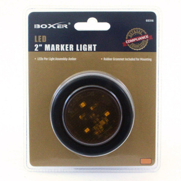 LED 2 Inch Marker Light - Boxer Tools
