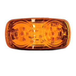 6 LED Double Bullseye Marker Light