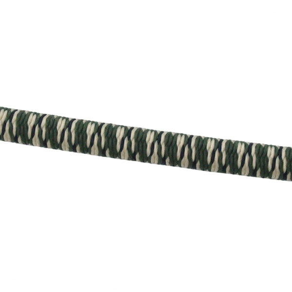 Elastic Cords with Metal Hooks in Camouflage