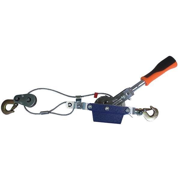 2,200 Pounds Hand Power Puller with a Blow Molded Case