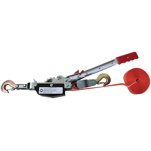 4,400 Pounds Hand Power Puller with 13 Feet Webbing