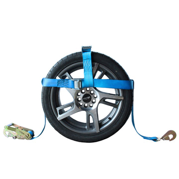 Dual Adjustable Wheel Bonnet with Twist Snap Hook