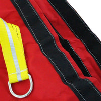 Industrial Lifting Bag in Red