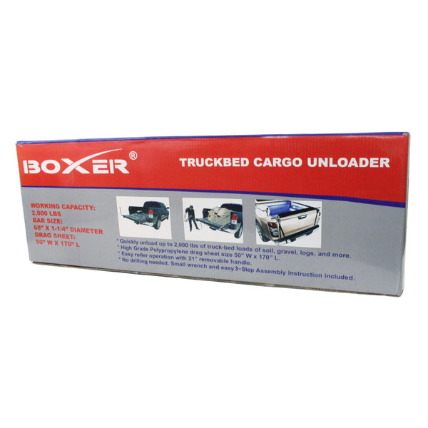 Replacement Parts For the Truckbed Cargo Unloader