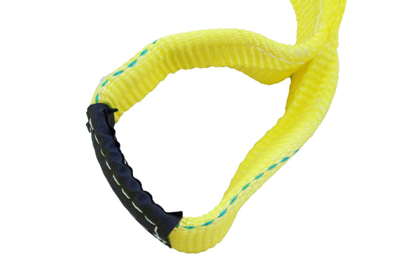 2 Inch Recovery Strap with Loop Ends - Boxer Tools