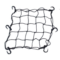 ATV Motorcycle Cargo Net with 6 Hooks - Boxer Tools
