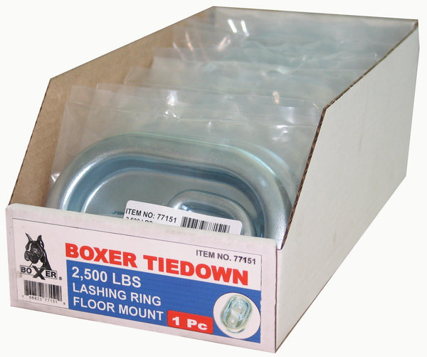 Lashing Ring Floor Mount - Boxer Tools