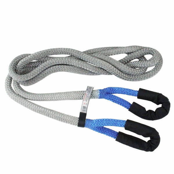 3/4 Inch by 20 Feet Nylon Tow Rope - Boxer Tools