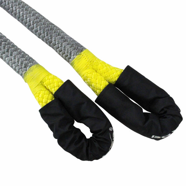 1-1/2 Inch by 30 Feet Nylon Tow Rope - Boxer Tools