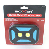 10W Rechargeable LED Work Light - Boxer Tools