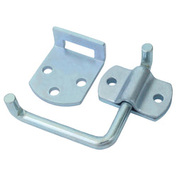 Straight Security Latch Set
