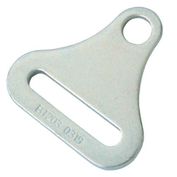 2 Inch Triangular Bolt Plate