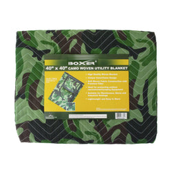 Camouflage Protection Pad - 40 Inch by 40 Inch