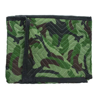 Camouflage Protection Pad - 72 Inch by 80 Inch - Boxer Tools
