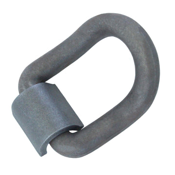 Heavy Duty 1 Inch Forged Lashing D-Rings with Mounting