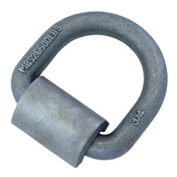 Heavy Duty 3/4 Inch Forged Lashing D-Ring with Mounting