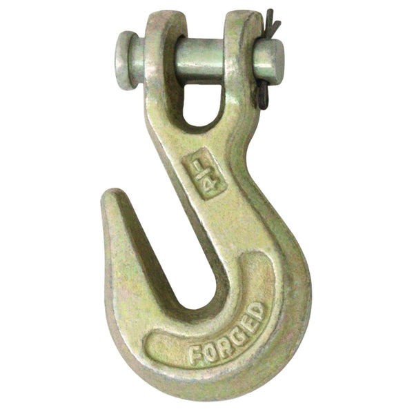 Forged Clevis Grab Hook - Boxer Tools