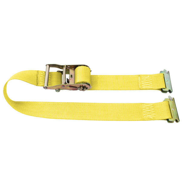 Logistic Strap with Ratchet and E Fitting