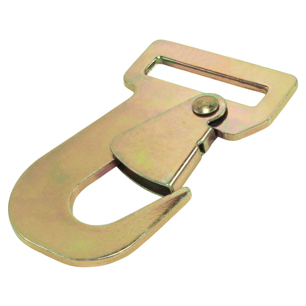 1 to 2 Inch Snap Hook with Safety Latch - Boxer Tools