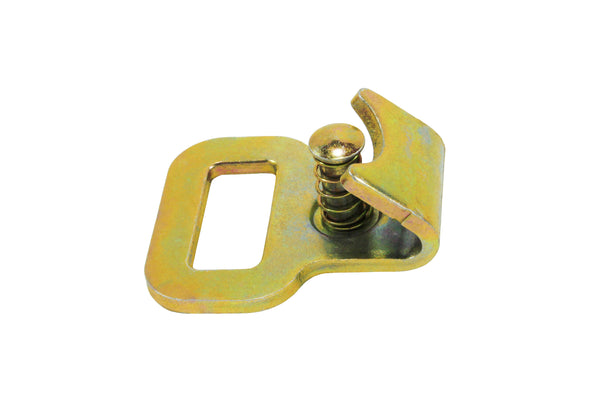 1 Inch 3,300 Ponds Hook with Spring - Boxer Tools