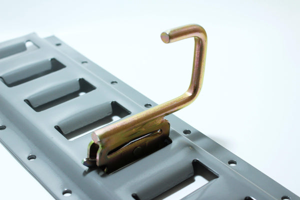 E Track Metal Anchor Square Fitting