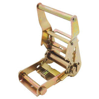 2 Inch 4,400 Pounds Wide Handle Ratchet Buckle
