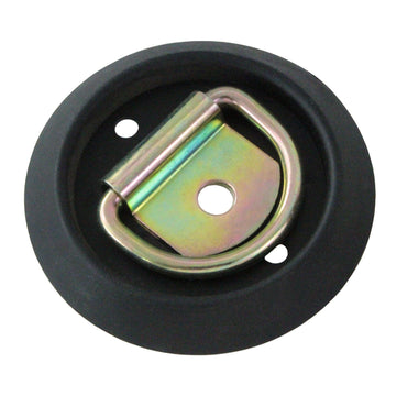 Rubber Floor Mount with Ring
