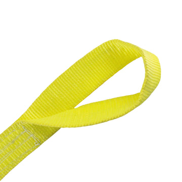 Reinforced Recovery Strap with Flat Loop Eye