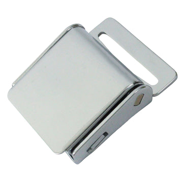 Chrome Seatbelt Buckle