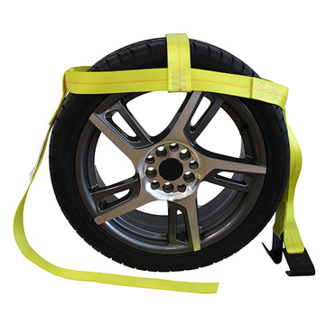 Tire Holder with Flat Hooks
