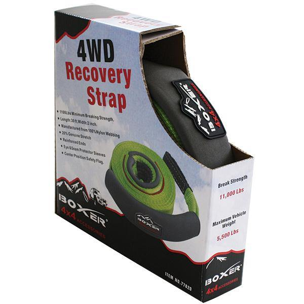 2 Inch Nylon Recovery Strap