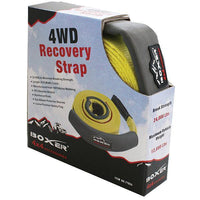 3 Inch Nylon Recovery Strap