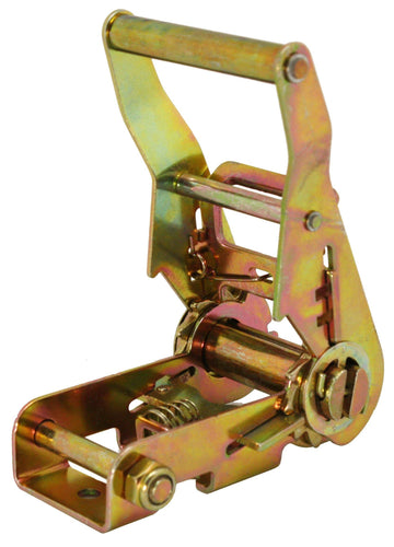 1-1/2 Inch 6,600 Pounds Ratchet Buckle