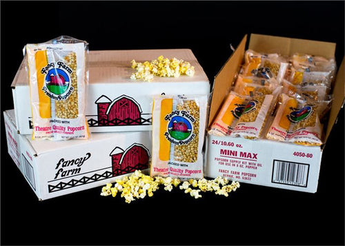 10.6 oz Mini Max Popcorn Kit